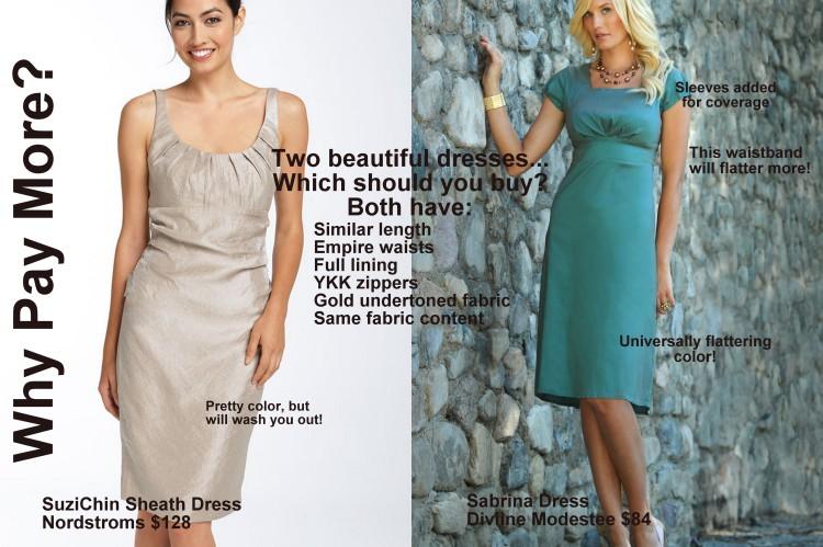 blue bridesmaid dress, suzi chin, nordstrom