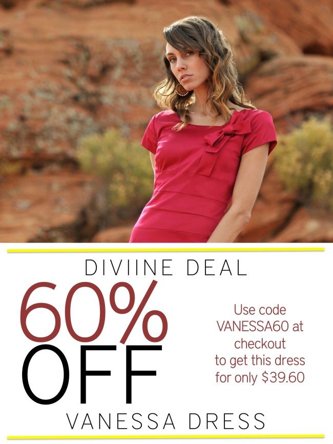 Vanessa Dress 60% off