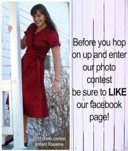 Dress contest